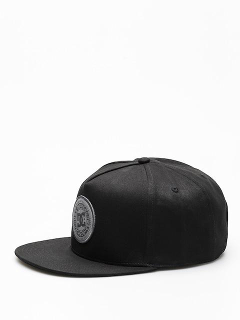 Kšiltovka  DC Cresty ZD (black)