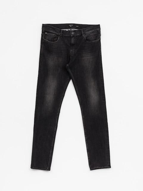 Kalhoty Quiksilver Distorston (vintage black)