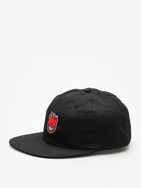 Kšiltovka  Spitfire Lil Bh Fill Strp ZD (black/red)