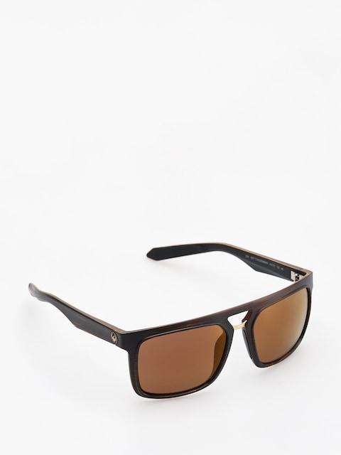 Sluneční brýle Dragon Aflect (matte woodgrain/copper ion)