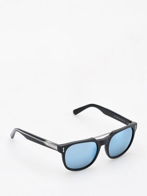 Sluneční brýle Dragon Mix (matte black/blue)