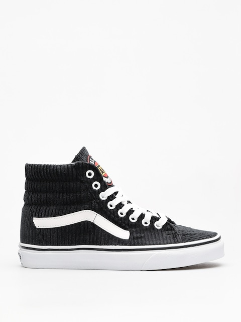 Boty Vans Sk8 Hi Design Assembly (black/true white)