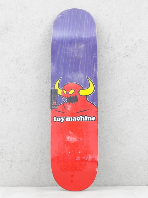 Deska Toy Machine Monster Large (purple/red)