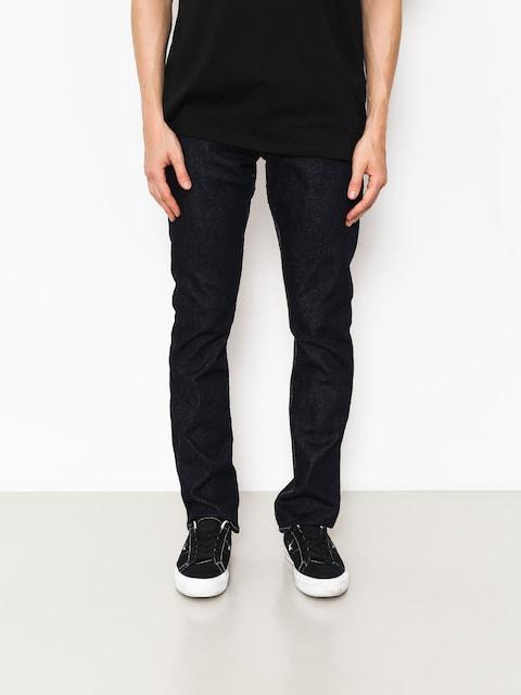 Kalhoty DC Worker Straight (indigo rinse)
