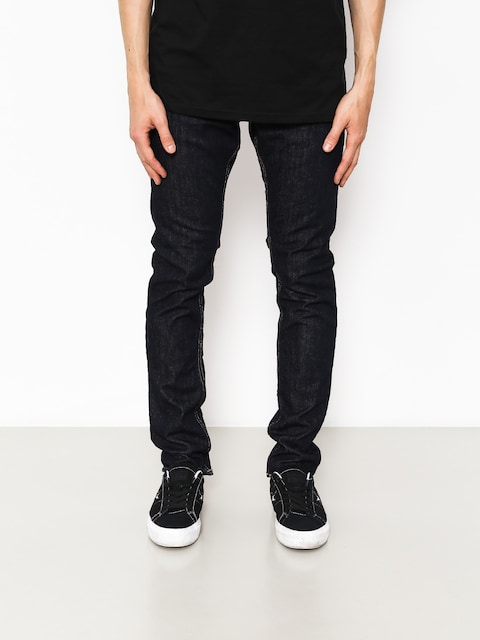 Kalhoty DC Worker Slim Sir (indigo rinse)