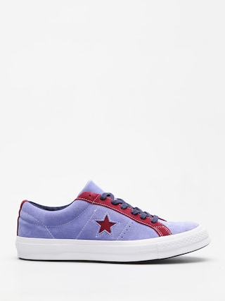 Tenisky Converse One Star Ox (deep periwinkle/rhododenron)