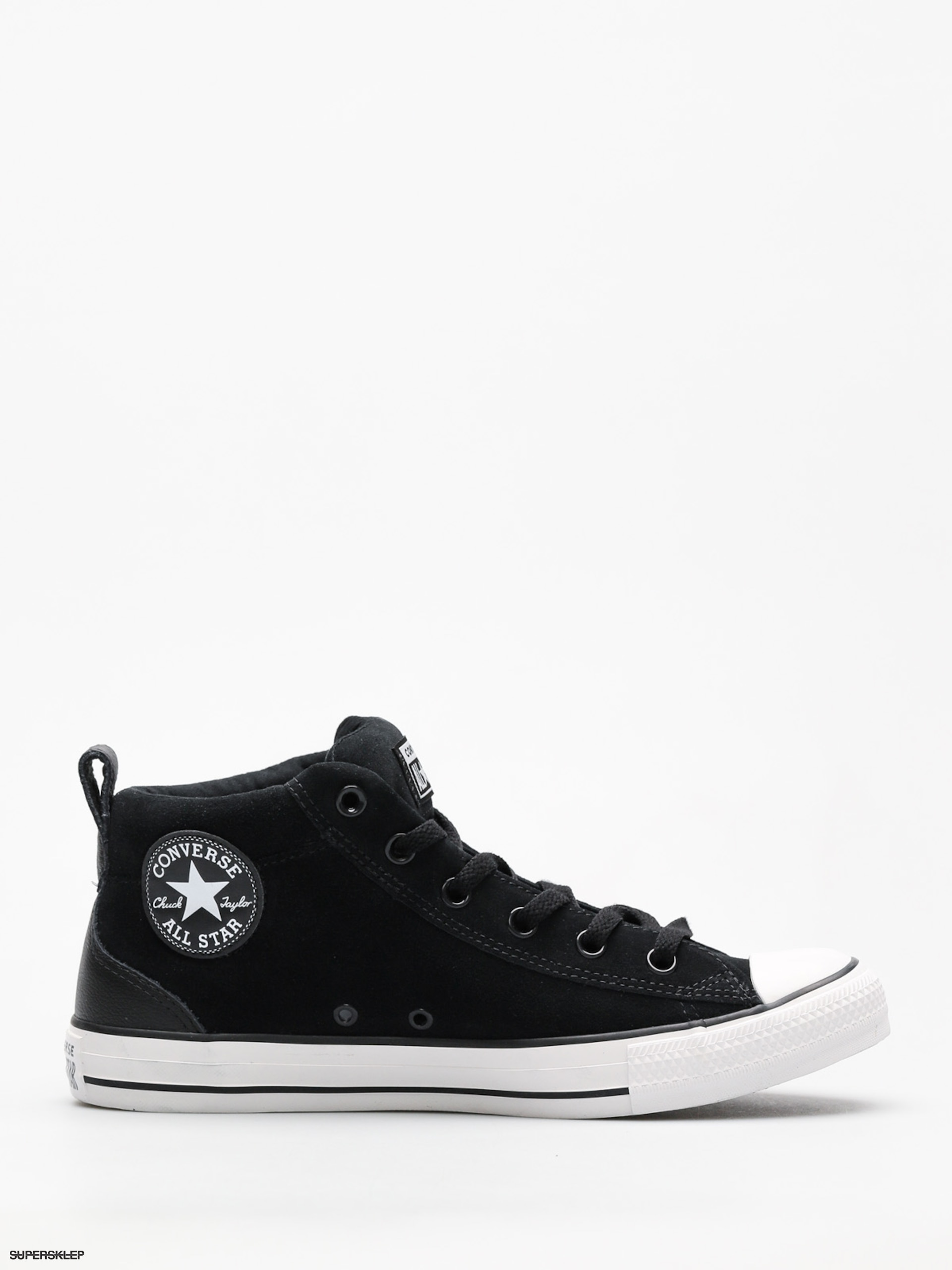 Tenisky Converse Chuck Taylor All Star Street Ox (black black white) 05a6d0d8c4e