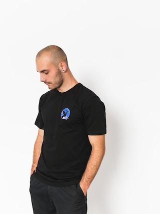 Tričko Nervous Cons (black)