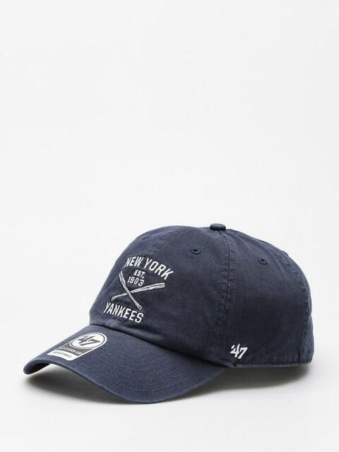 Kšiltovka  47 Brand New York Yankees Axis ZD (navy)