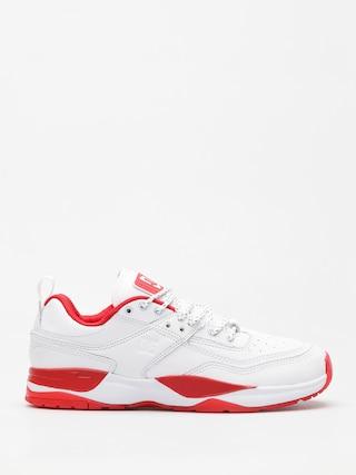 Boty DC E Tribeka S Js (white/red)