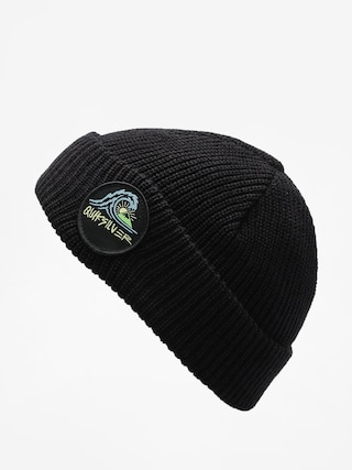 Čepice Quiksilver Performed Patch 2 Beanie (black)