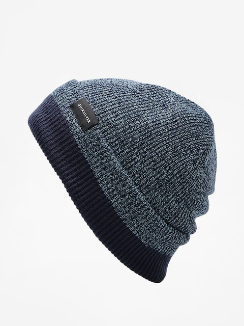 Čepice Quiksilver Performed Color Block 2 Beanie (medieval blue)