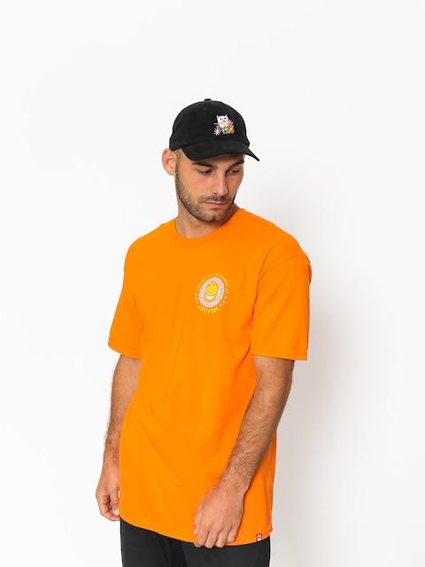 Tričko Spitfire Ktul (orange/orange)