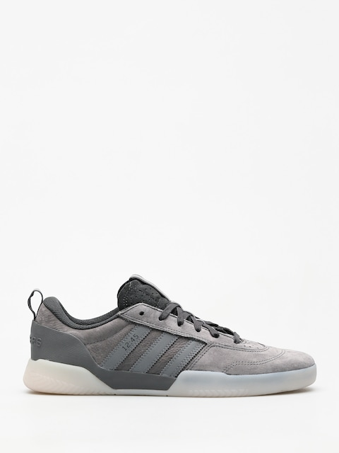 Boty adidas City Cup X Numbers (grey five/carbon/grey one f17)