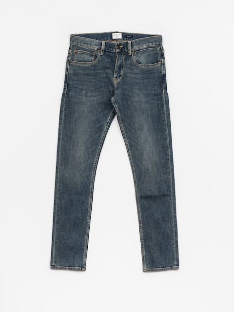 Kalhoty Quiksilver Distorston (medium blue)