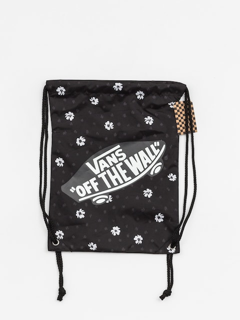 Batoh Vans Benched Bag Wmn (black abstract daisy)