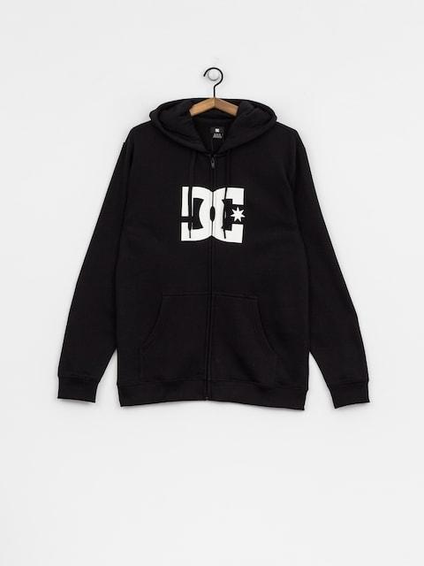 Mikina s kapucí DC Star ZHD (black)