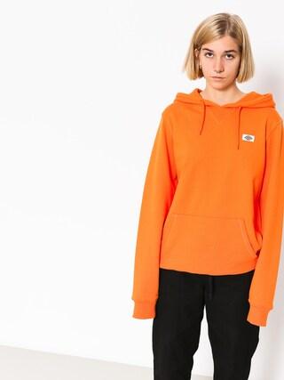 Mikina s kapucí Dickies Progreso HD Wmn (energy orange)