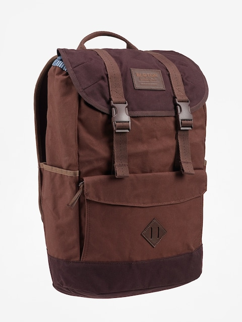 Batoh Burton Outing (cocoa brown wxd cnvs)
