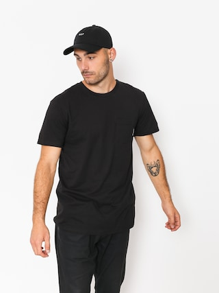 Tričko DC Basic Pocket (black)