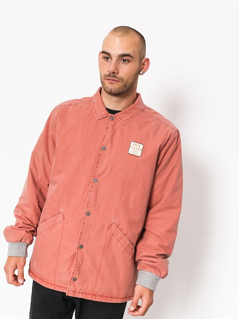 Bunda Quiksilver Kaimon (barn red)