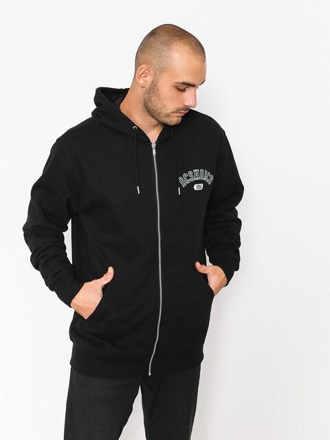 Mikina s kapucí DC Glenridge ZHD (black)