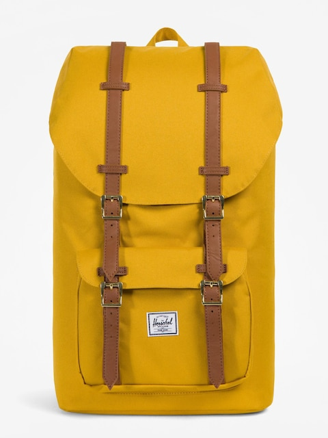Batoh Herschel Supply Co. Little America (arrowwood/tan synthetic leather)
