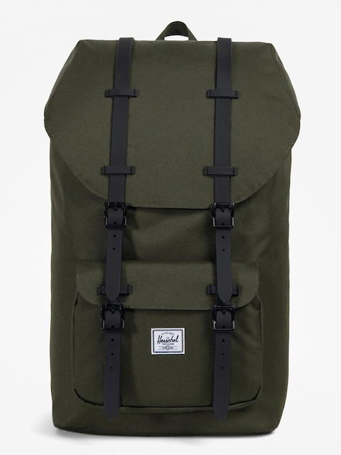Batoh Herschel Supply Co. Little America (forest night/black)