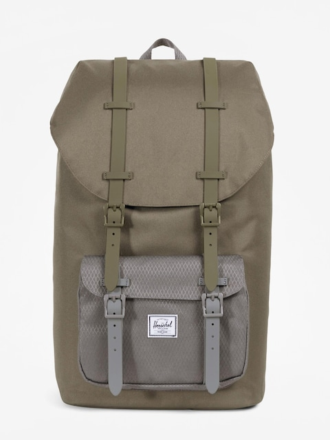 Batoh Herschel Supply Co. Little America (ivy green/smoked pearl)