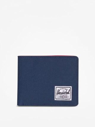 Peněženka Herschel Supply Co. Roy Rfid (navy/red)