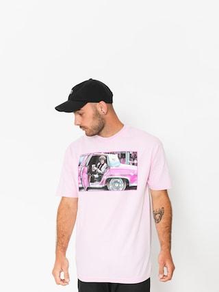 Tričko DGK Dont Spill My Yak (pink)