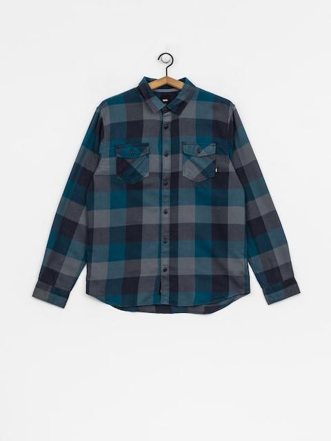 Košile Vans Box Flannel (corsair/stormy weather)