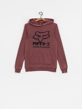 Mikina s kapucí Fox Drip HD Wmn (rse)