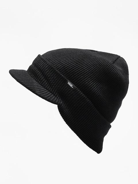 Čepice Vans Visor Cuff (black)