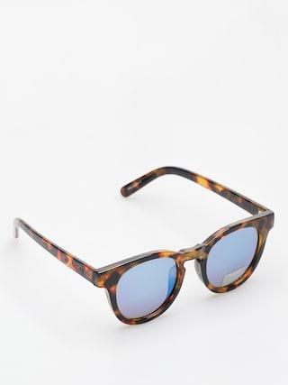 Sluneční brýle Vans Wellborn II Shades (cheetah tortoise/royal blue mirror)