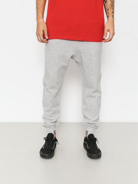 Kalhoty Quiksilver Quikbond Fleece Pant Drs (light grey heather)