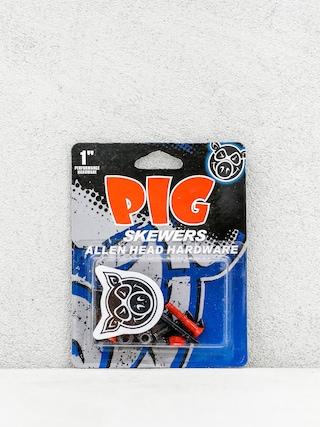 Šroubky Pig  1'' Hex