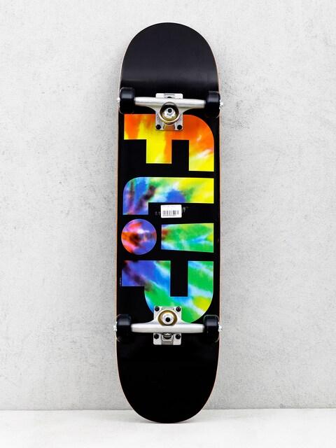Skateboard Flip Odissey Logo (tyedye)