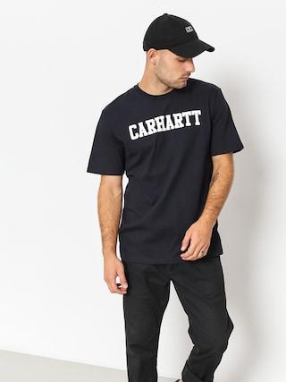 Triu010dko Carhartt WIP College (dark navy/white)