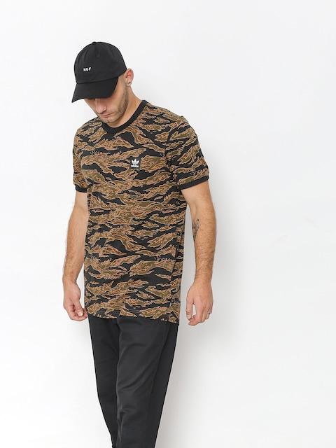 Tričko adidas Camo Aop