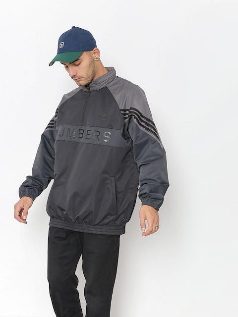 Bunda adidas Numberstop (black/grey five/carbon)
