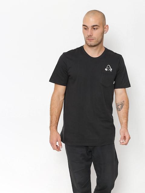 Tričko adidas Skt Pckt (black/white)