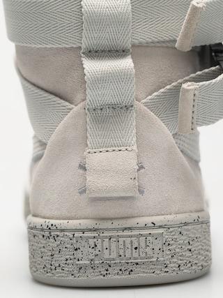 Boty Puma x XO Suede Classic (glacier gray-glacier gray)