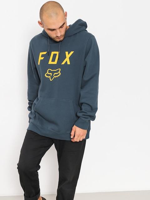 Mikina s kapucí Fox Legacy Moth HD (nvy)