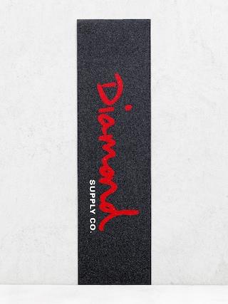 Grip Diamond Supply Co. Og Script (red)