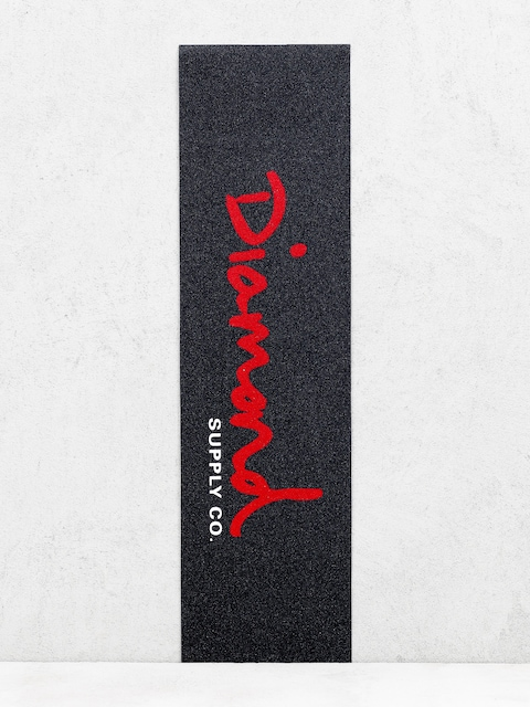 Grip Diamond Supply Co. Og Script (red)