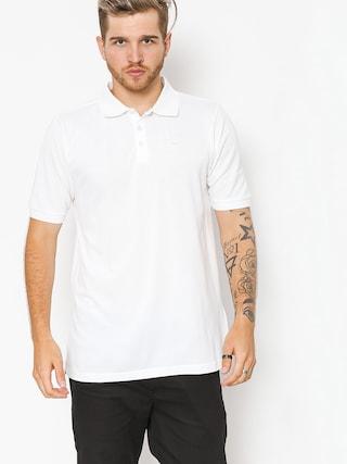 Nike SB Polo tričko Sb Dri Fit Pique (white)