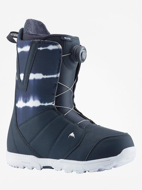 Boty na snowboard Burton Moto Boa (midnite blue)