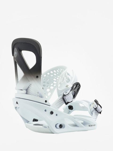 Snowboardová vázání Burton Lexa Wmn (fade to white)