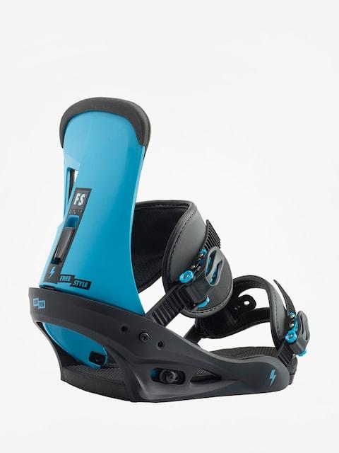 Snowboardová vázání Burton Freestyle (cobalt blue)